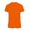 B&C Inspire-T-Men-miesten puuvilla t-paita, väri-Orange-oranssi