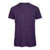 B&C Inspire-T-Men-miesten puuvilla t-paita, väri-Urban purple