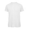 B&C Inspire-T-Men-miesten puuvilla t-paita, väri-White-valkoinen