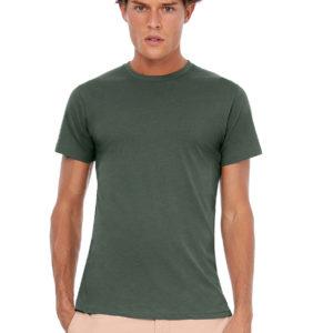B&C Inspire-T-Men-miesten puuvilla t-paita, väri-päällä2