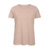 B&C Inspire-T-Women-naisten puuvilla t-paita, väri-Millenial Pink - vaalea pinkki