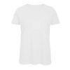 B&C Inspire-T-Women-naisten puuvilla t-paita, väri-White-valkoinen