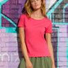 B&C Inspire-T-Women-naisten puuvilla t-paita, väri-päällä1