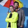 Clique Basic Rain Jacket unisex sadetakki painatuksella kuva3