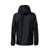 Clique Basic Rain Jacket unisex sadetakki painatuksella -selkä