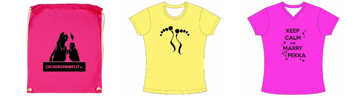 T-paidat-omalla-kuva-painatuksella-polttaripaidat-kangaskassit