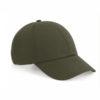 https://www.tiimipaita.fi/wp-content/uploads/2020/05/Beechfield-Organic-Cotton-6-Panel-Cap-Luomu-lippis-brodeerauksella-Olive-Green.jpg
